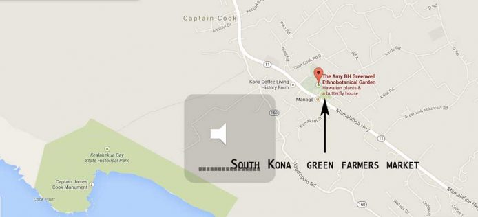 South Kona Green Farmers Market
