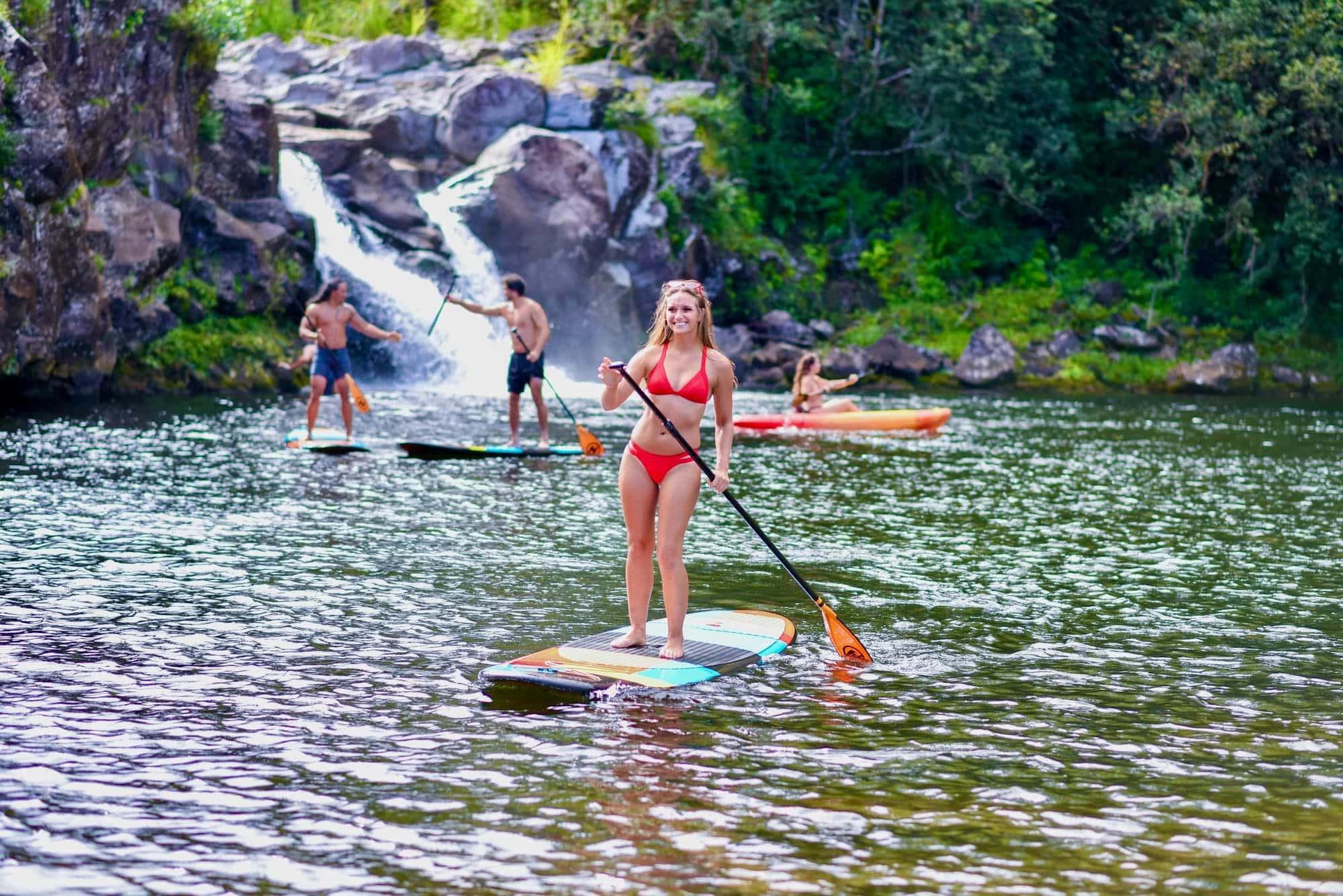 Umauma Falls 9-line Zip & Dip Experience
