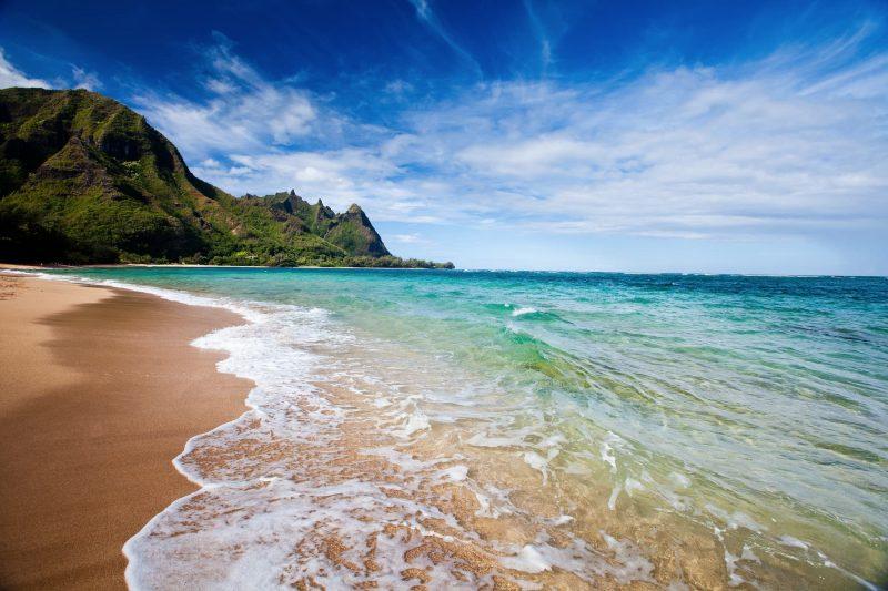 """Makua Beach (""""Tunnels"""")"""