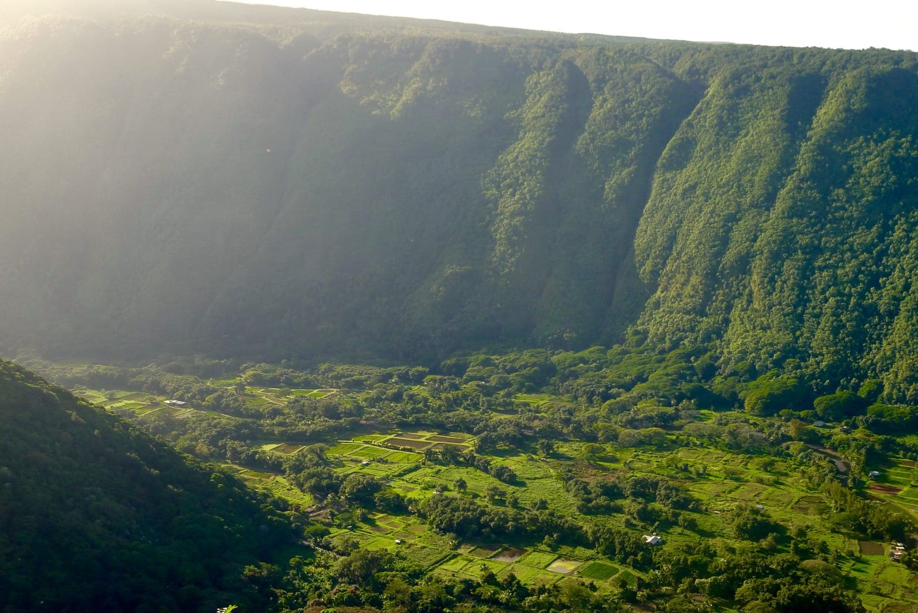 Waipi'o Valley (Big Island): How to visit and What to see
